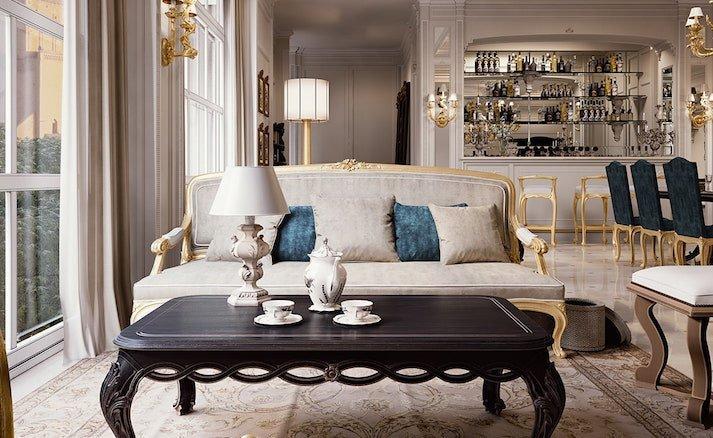 Divani di lusso: charme e comfort [FOTO]   Sceglili su Chelini.it