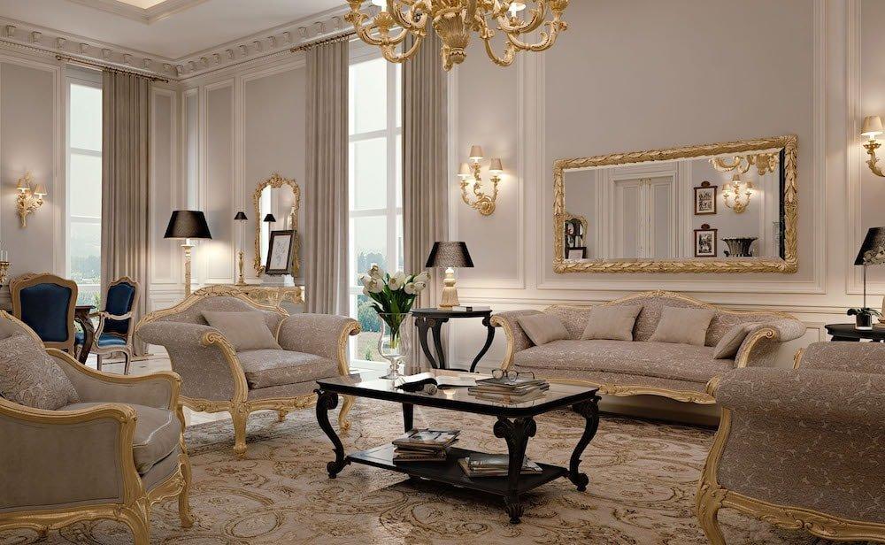 Divani Eleganti Classici.Divani Di Lusso Charme E Comfort Foto Sceglili Su