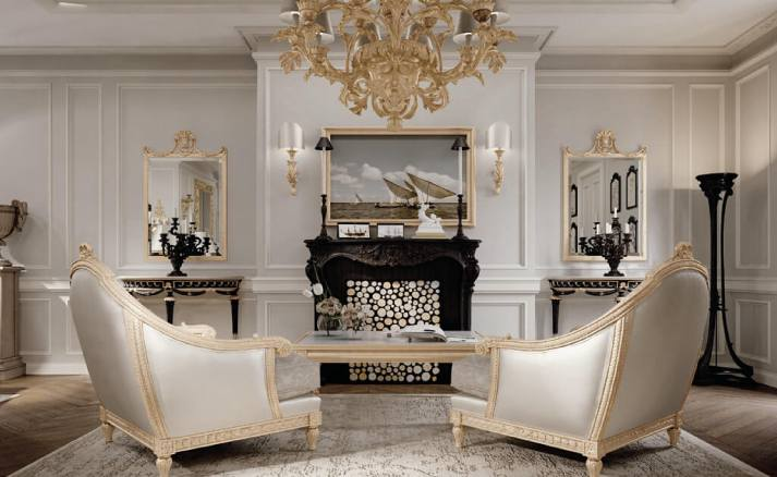 Click The Pictures To Find Out The Living Rooms By Chelini, Prestigious  Brand And Leader In The Field Of Luxury Furniture Made In Italy.
