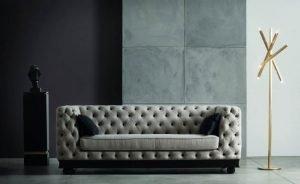 salotto divano di design