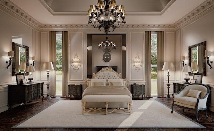 Beautiful luxury bedrooms you\'ll love [+ photos] | Choose ...