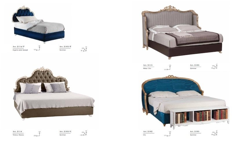 camere da letto bellissime da sogno