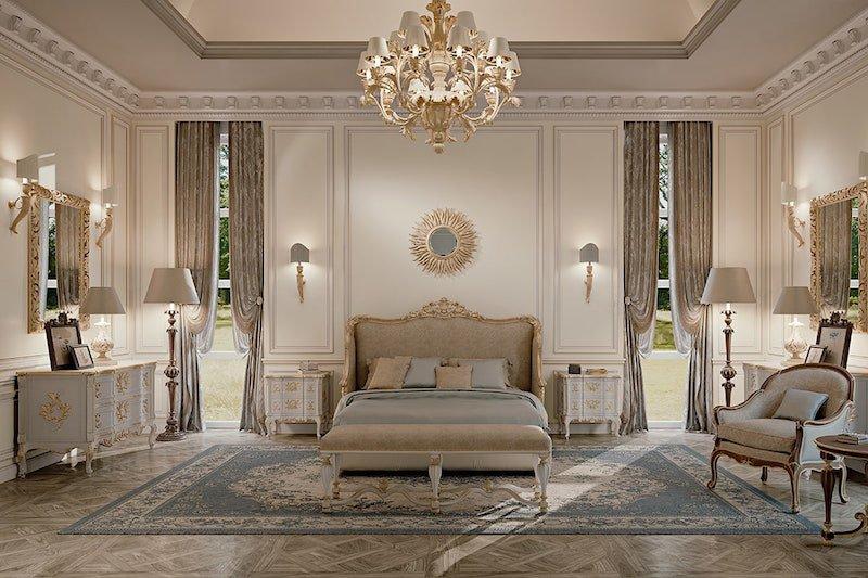 Camere da letto bellissime: fascino, armonia ed eleganza