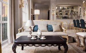 divano classico bistrot chelini 1898