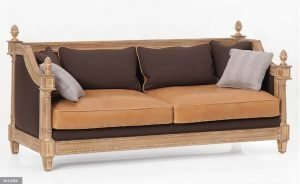 divano oro decape antico 2184