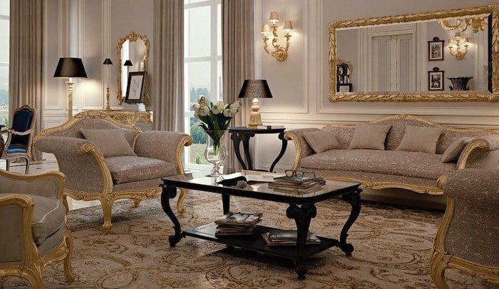 classic sofa style