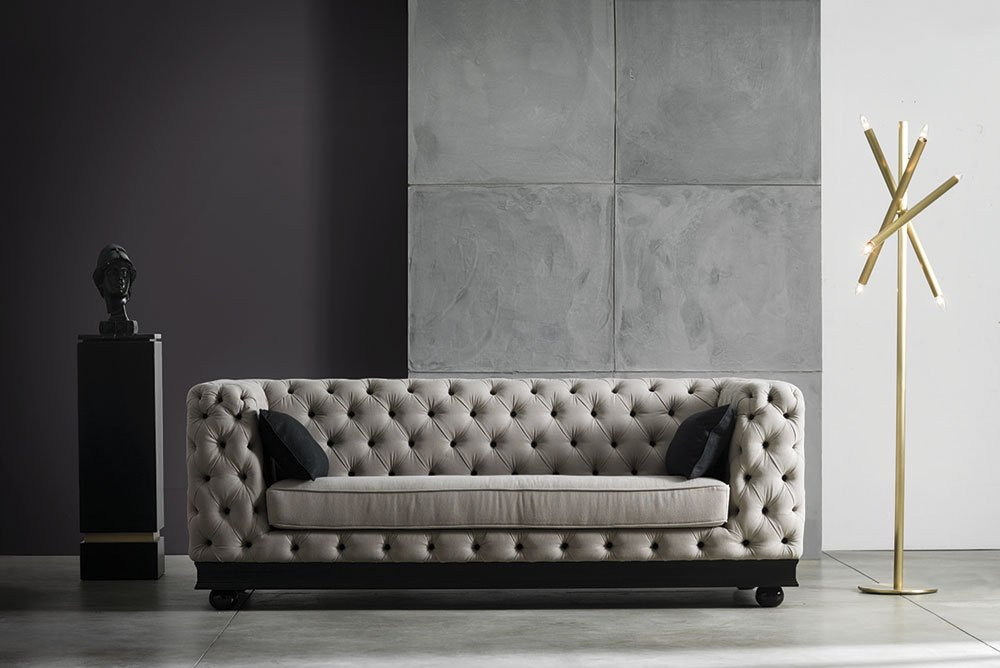 Classic sofa: discover comfort and pleasure to the eye