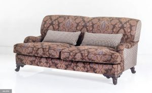 colorful classical sofa