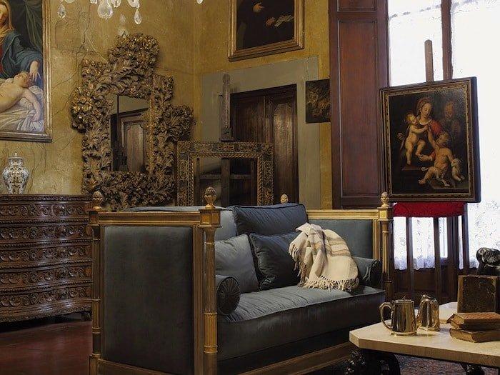elegant classic sofa