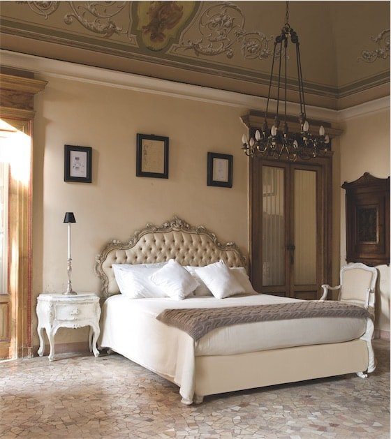 classic home furnishings: elegant bedrooms