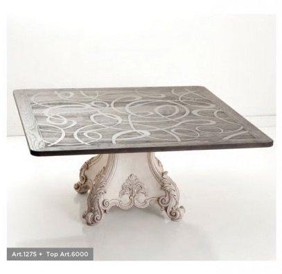 luxury dining table: art 1275