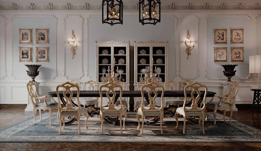 Luxury dining tables: elegance reinterpreted in a contemporary way