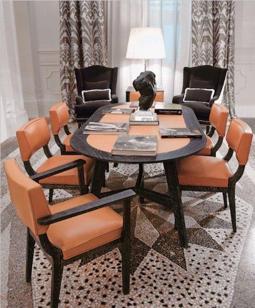 tavolo pranzo design legno