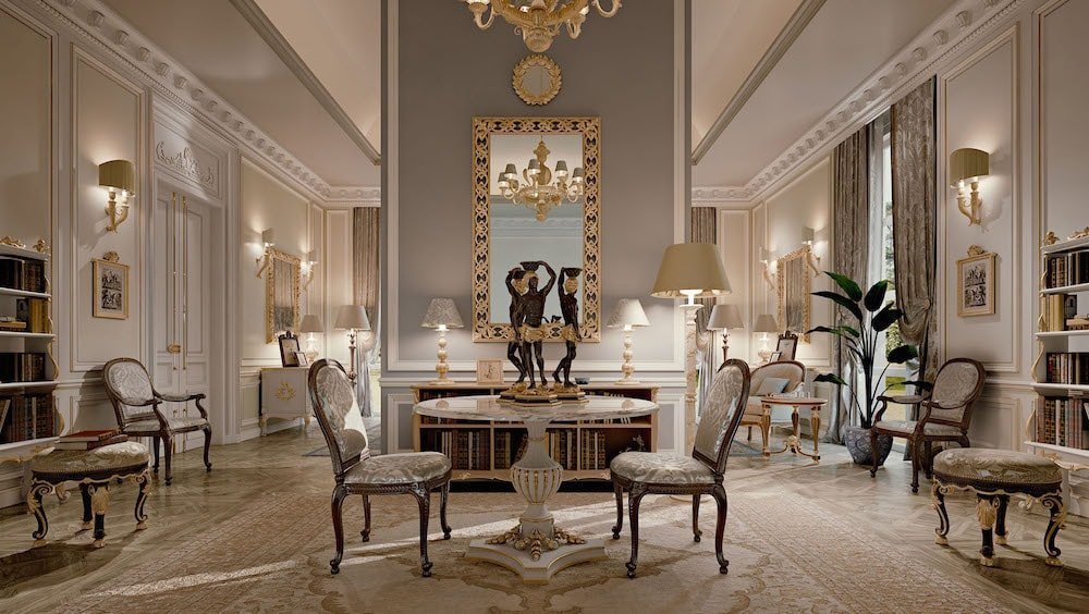 luxury italian furniture: dining