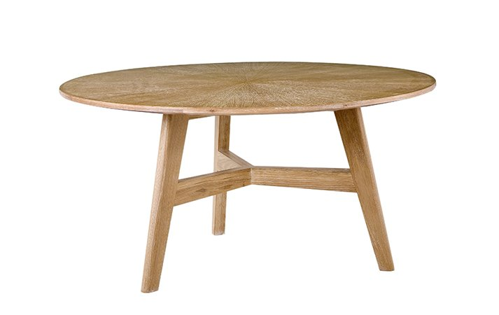 designer solid wood coffee table: article 5007G
