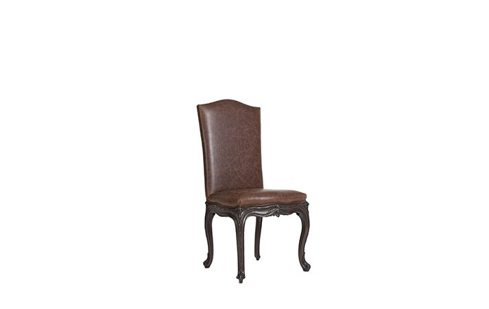 refined wenge chair art. 2158