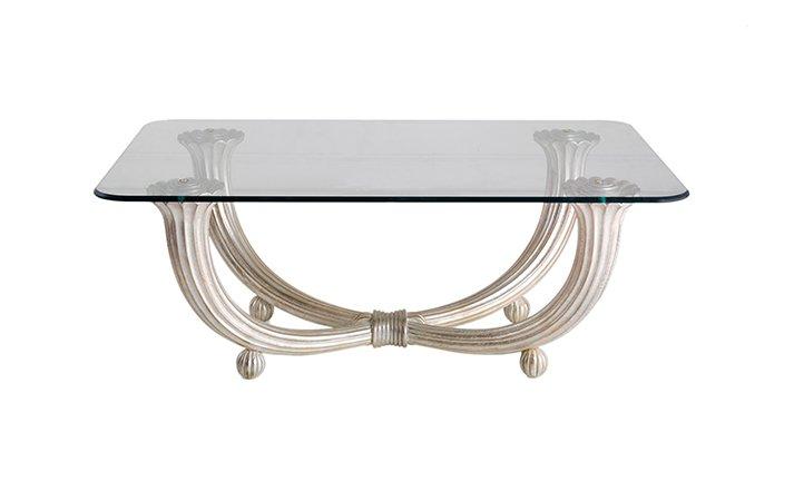 tavolo da salotto rettangolare stile art decò: articolo 571