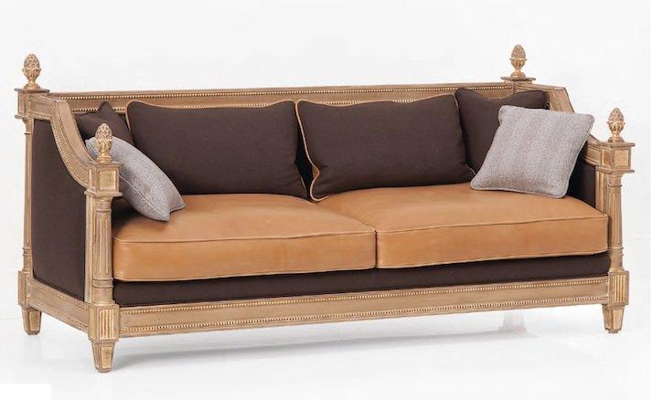 divano oro decape antico: art 2184