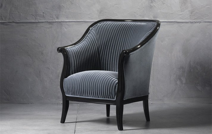 armchair fabric: giulia