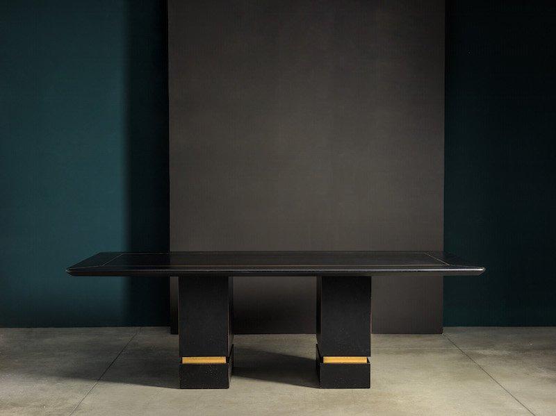 tavolo di lusso moderno: cube