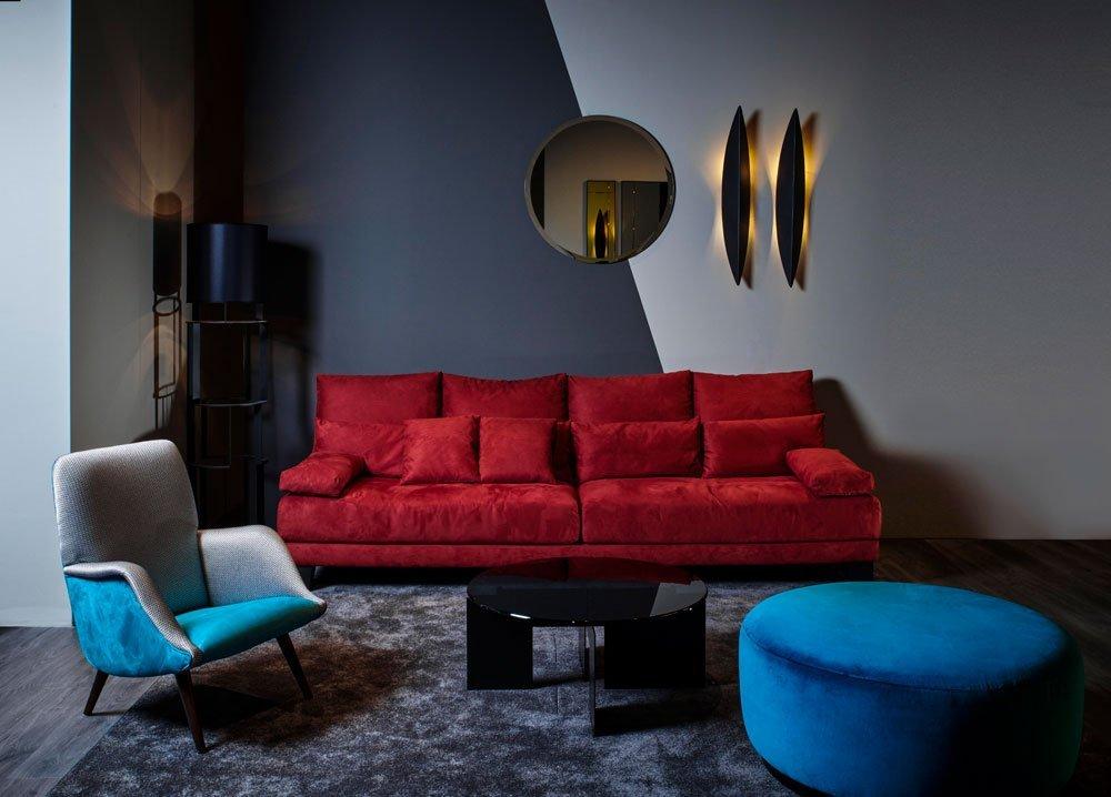Divani moderni: tutto il fascino e il relax che desideri