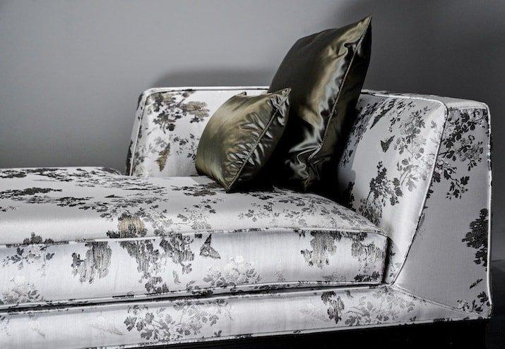 divano moderno stile provenzale